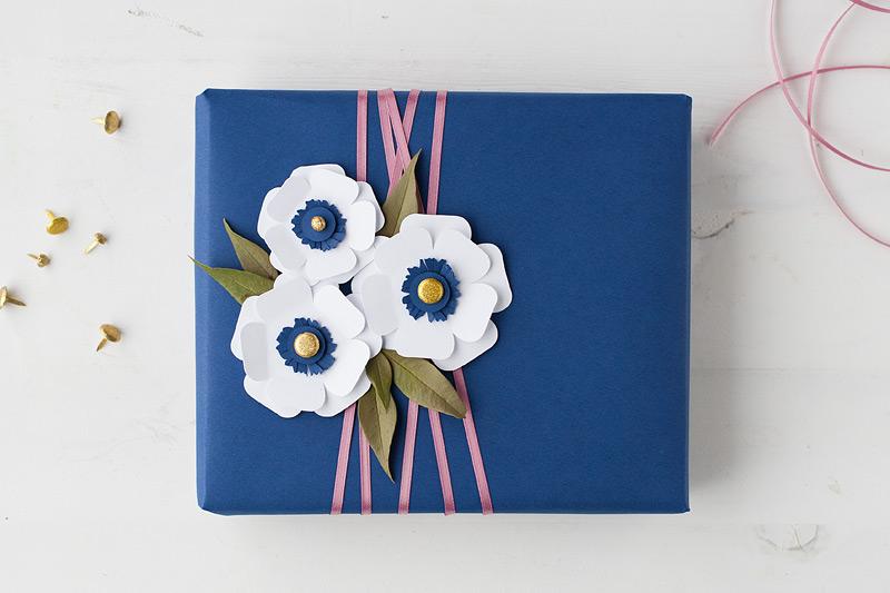 Gift wrap paper anemones anastasia marie i mightylinksfo