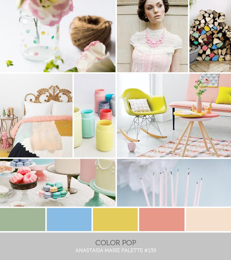 color pop // anastasia marie palette