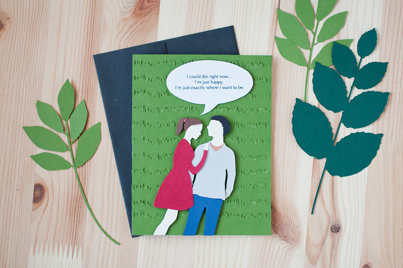 custom card by Anastasia Marie