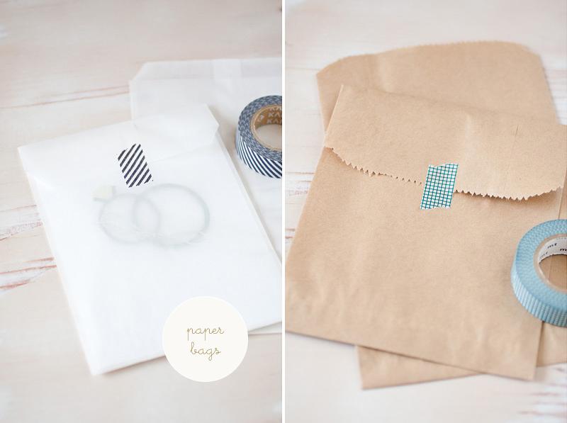 paper bags #anastasiamariecards