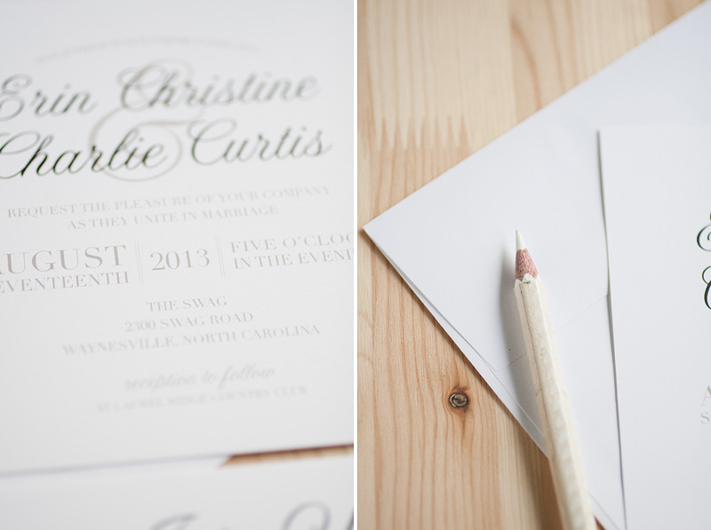 classic black white wedding stationery #anastasiamariecards