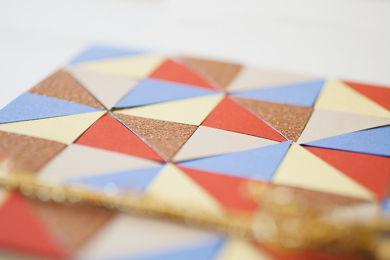 gift wrap: desert print // #anastasiamariecards