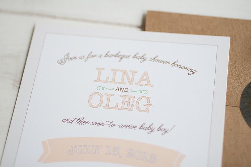 baby shower invitations #anastasiamariecards