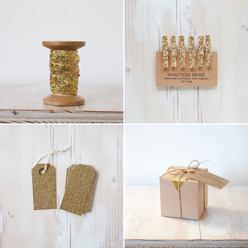 gold packaging goods http://AnastasiaMarieShop.etsy.com
