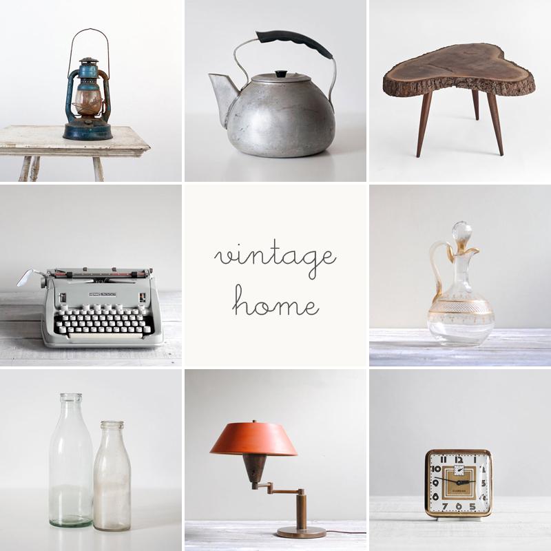 vintage home / etsy finds / via anastasia marie