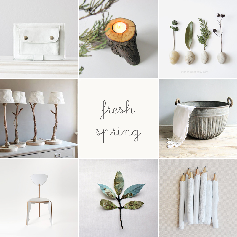 fun finds: fresh spring