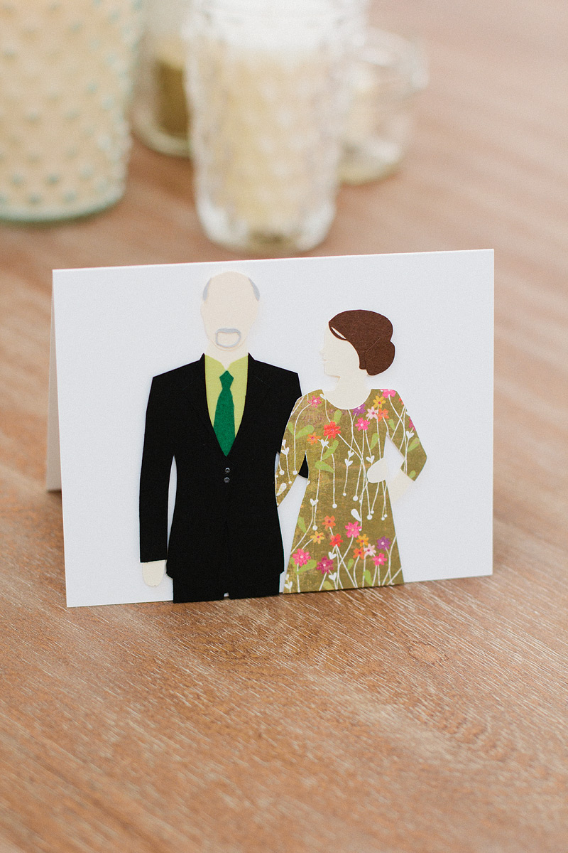 custom card: anniversary #anastasiamariecards