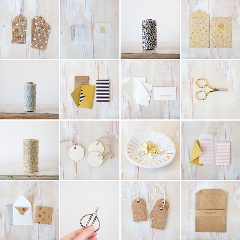 packaging supplies via AnastasiaMarieShop.etsy.com