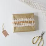 Gift Wrap: Woven Sparkle