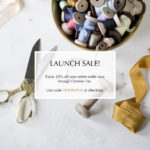 New Shop Launch Sale!