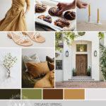 Inspire. Palette #179: Organic Spring